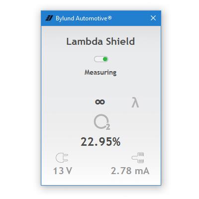 Lambda Shield for Arduino (Wideband Oxygen Sensor)